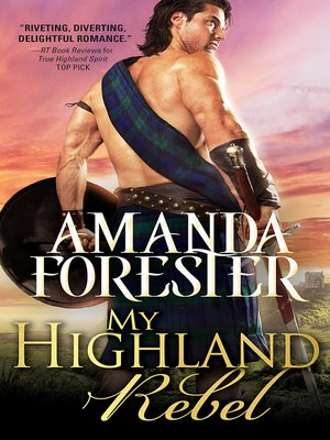 cover image of My Highland Rebel