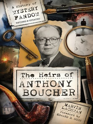 cover image of The Heirs of Anthony Boucher