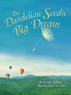 cover image of The Dandelion Seed's Big Dream