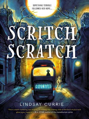 cover image of Scritch Scratch