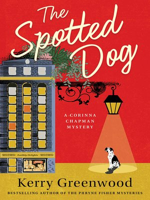 cover image of The Spotted Dog