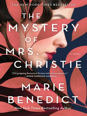 cover image of The Mystery of Mrs. Christie