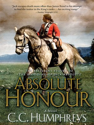 cover image of Absolute Honour