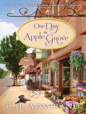 cover image of One Day in Apple Grove