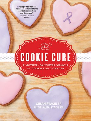 cover image of The Cookie Cure