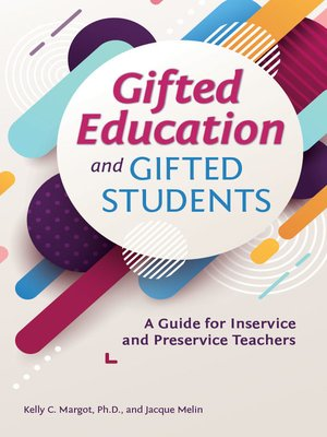 cover image of Gifted Education and Gifted Students