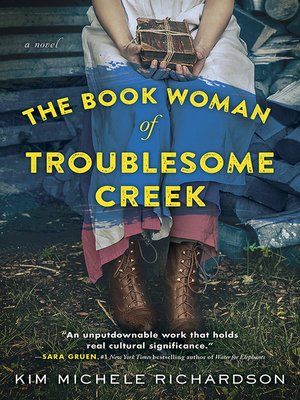 cover image of The Book Woman of Troublesome Creek