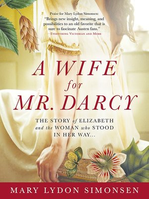 cover image of A Wife for Mr. Darcy