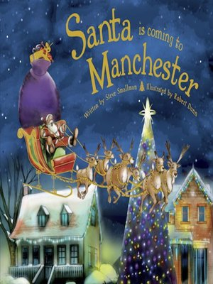 cover image of Santa Is Coming to Manchester