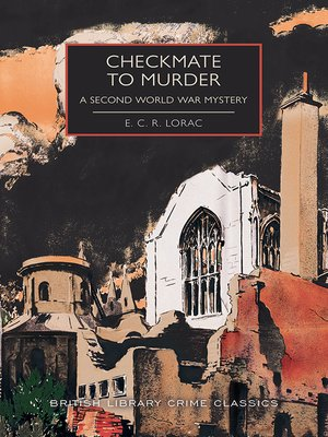 cover image of Checkmate to Murder: A Second World War Mystery