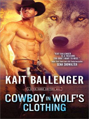 cover image of Cowboy in Wolf's Clothing