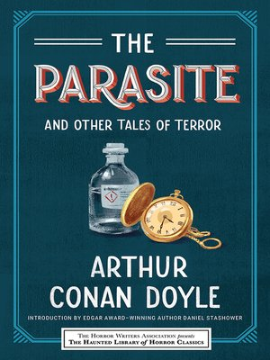 cover image of The Parasite and Other Tales of Terror