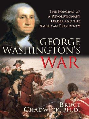 cover image of George Washington's War