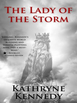 cover image of The Lady of the Storm