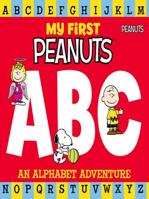 cover image of My First Peanuts