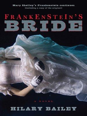 cover image of Frankenstein's Bride