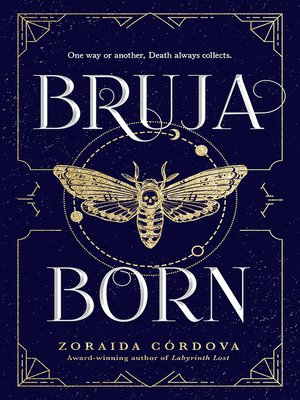 cover image of Bruja Born