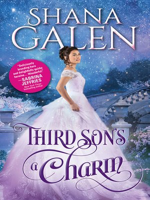 cover image of Third Son's a Charm