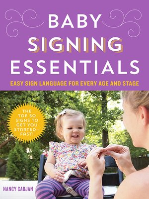 cover image of Baby Signing Essentials