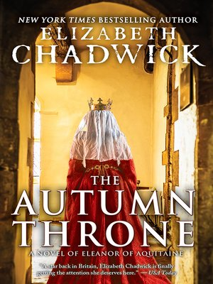 cover image of The Autumn Throne