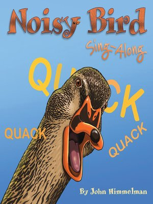 cover image of Noisy Bird Sing-Along