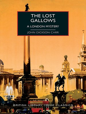 cover image of The Lost Gallows