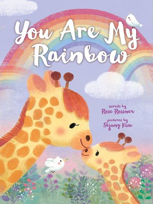 cover image of You Are My Rainbow