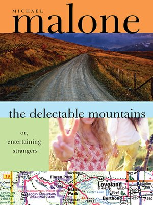 cover image of The Delectable Mountains