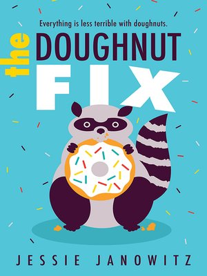cover image of The Doughnut Fix Series, Book 1