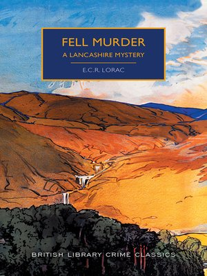 cover image of Fell Murder