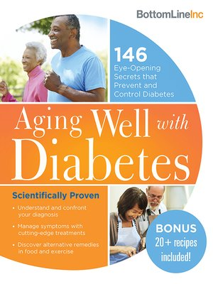 cover image of Aging Well with Diabetes