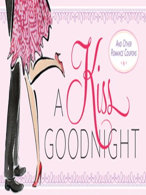 cover image of A Kiss Goodnight