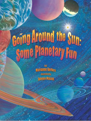 cover image of Going Around the Sun
