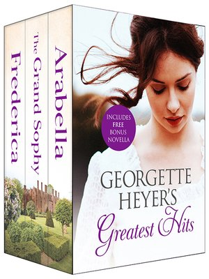cover image of Georgette Heyer's Greatest Hits