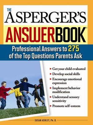 cover image of The Asperger's Answer Book