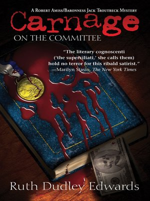 cover image of Carnage on the Committee