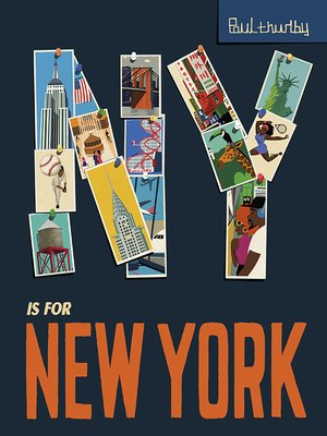 cover image of NY Is for New York