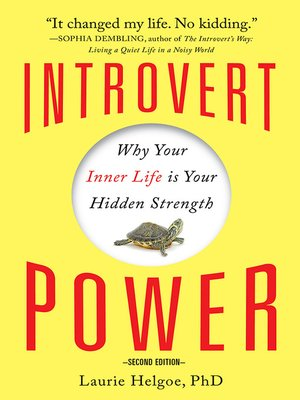 cover image of Introvert Power