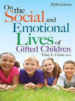 cover image of On the Social and Emotional Lives of Gifted Children