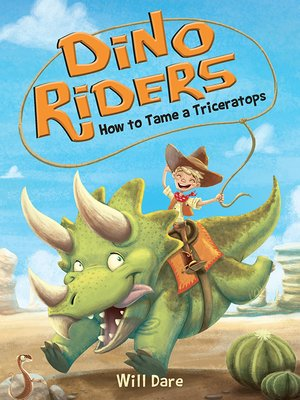 cover image of How to Tame a Triceratops
