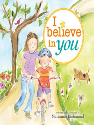 cover image of I Believe in You