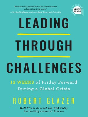 cover image of Leading Through Challenges