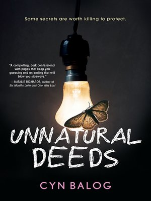 cover image of Unnatural Deeds