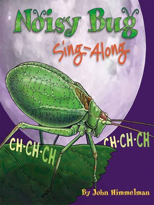 cover image of Noisy Bug Sing-Along