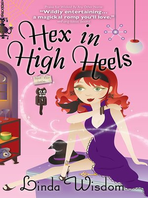 cover image of Hex in High Heels