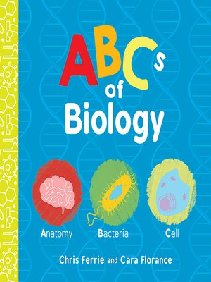 cover image of ABCs of Biology