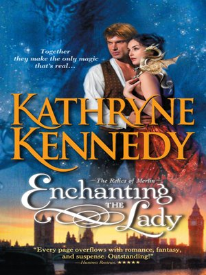 cover image of Enchanting the Lady