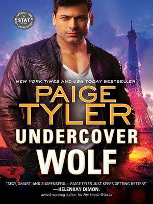 cover image of Undercover Wolf