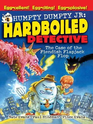 cover image of The Case of the Fiendish Flapjack Flop