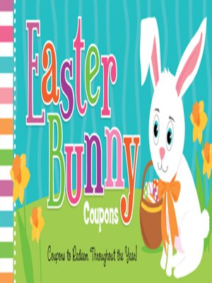 cover image of Easter Bunny Coupons